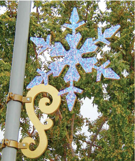 Snowflake Banner by FSD